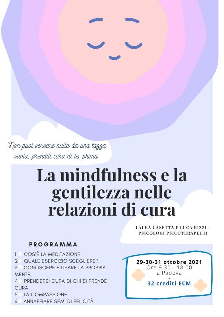 corso ecm mindfulness