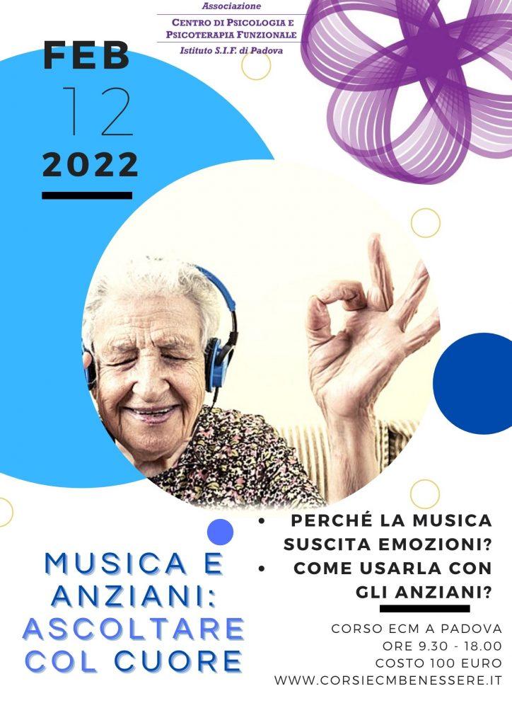 musica anziani