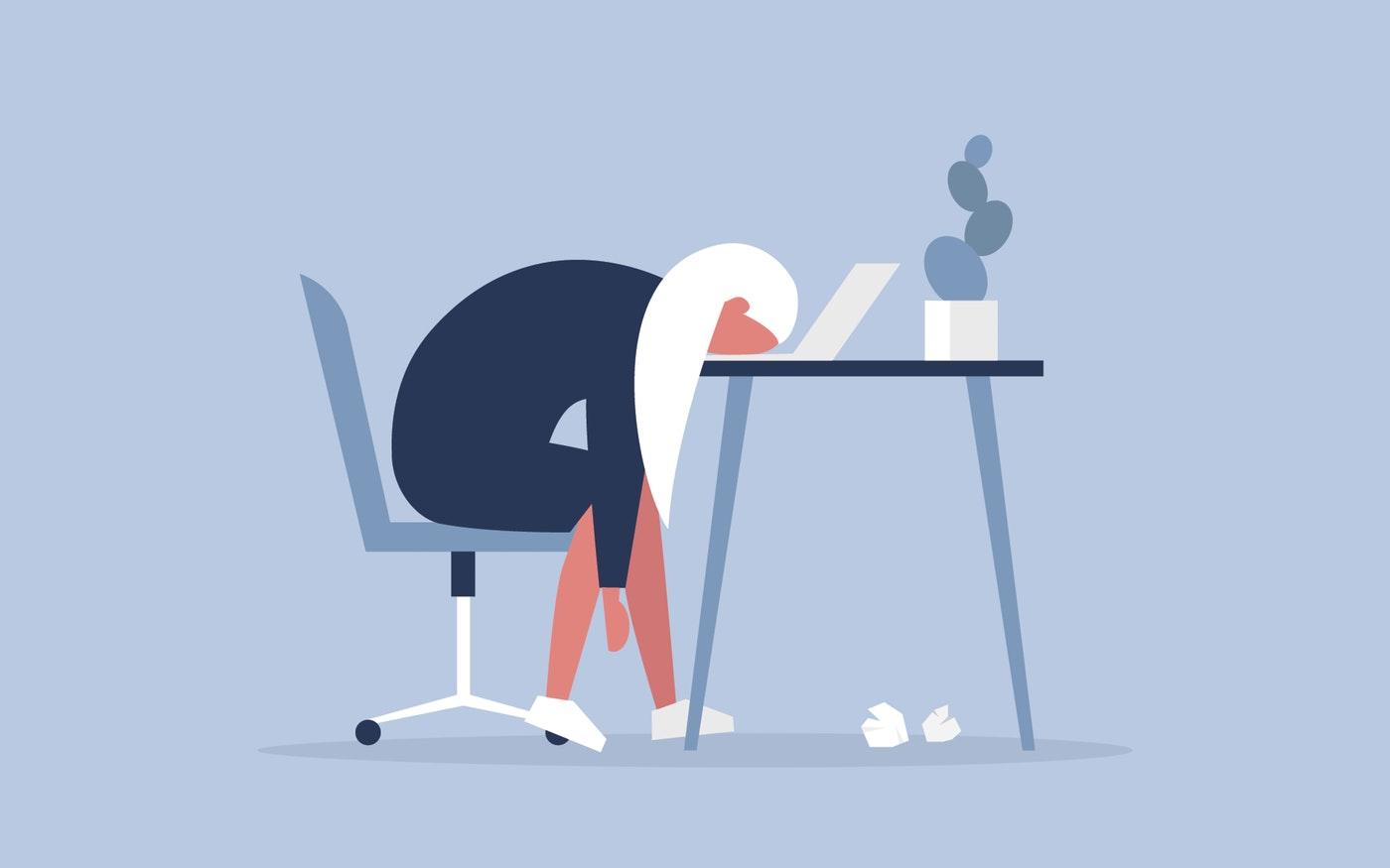 burnout sindrome